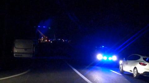 Cuatro muertos en colisión entre un tren y un autobús en Francia