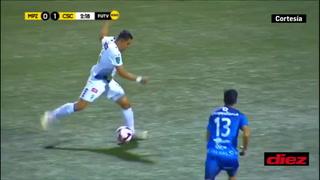 ¡Queda a tres del récord de Nicolás Suazo! Así fue el segundo gol de Roger Rojas con Cartaginés