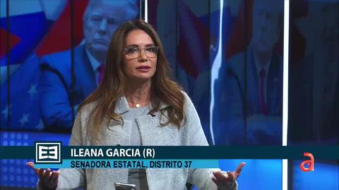 Ileana García nos habla sobre su nueva vida como senadora Estatal