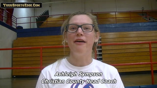 CCHS Coach Happy With Team Effort