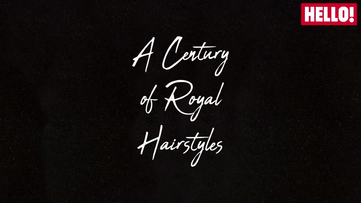 100 Years Of Royal Hairstyles