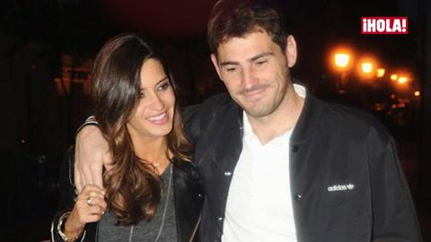 Asi ha cambiado la vida de Sara Carbonero e Iker Casillas tras su marcha a Oporto