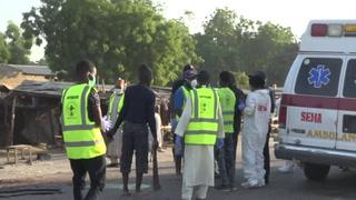 Más de una docena de muertos en Nigeria por triple atentado