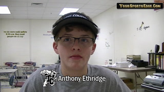 Ethridge Ready to Fish Saturday