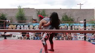 Lucha Libre Inspires Denver's Hispanic Community