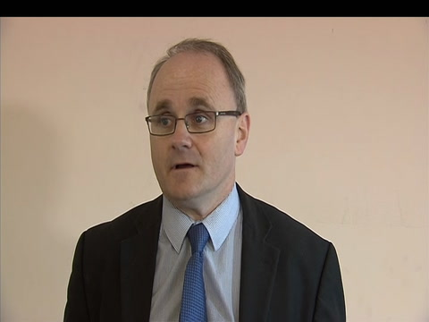 Video: Barry McElduff announces his resignation over Kingsmill video