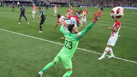 Francia se impone a Croacia y gana su segundo Mundial