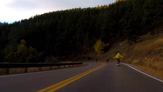 The Downhill Skaters of Lookout Mountain
