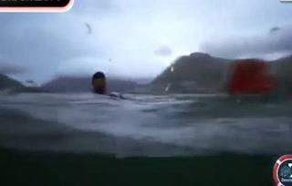 Michael Phelps pierde carrera contra un tiburón blanco