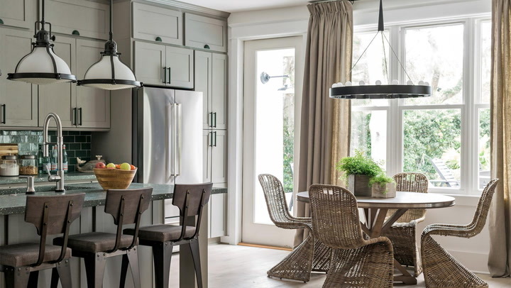 cook up something beautiful with these eatin kitchen design tips - Eat In Kitchen