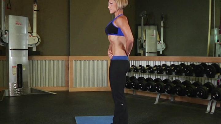 Stomach Vaccuum - Ab Exercises