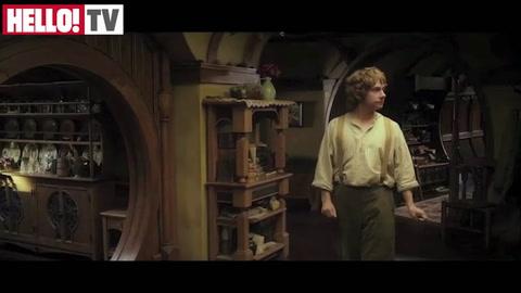 The Hobbit London premiere