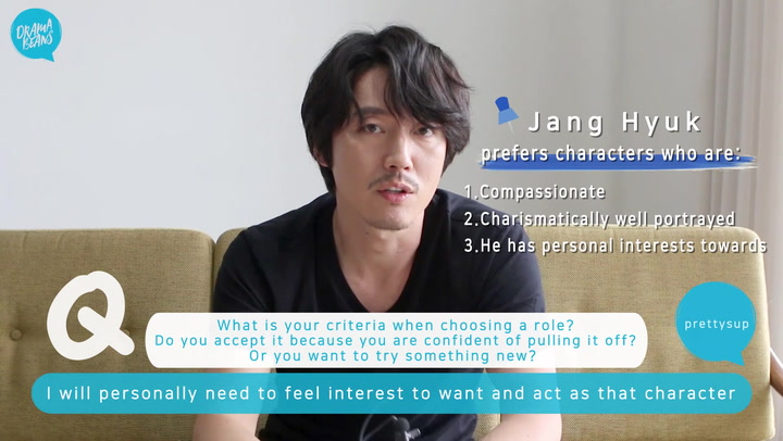 [Ask an Actor] Jang Hyuk on action scenes, character choices, and his iconic laugh