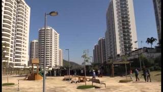 Entregan la Villa Olímpica de Río
