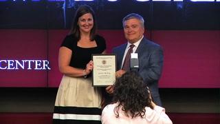 2012 Faculty Awards Ceremony