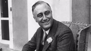 FDR's creation of 'progressive' and 'conservative' labels was intended to boost Democrats