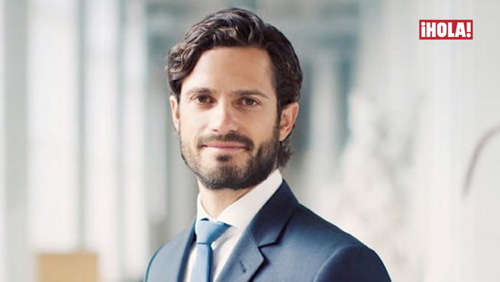 Así es Carlos Felipe de Suecia, el apuesto y seductor príncipe que se prepara para ser papá