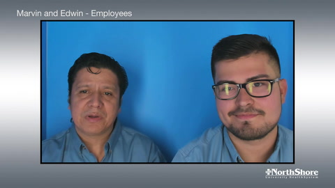 Marvin and Edwin - Employees
