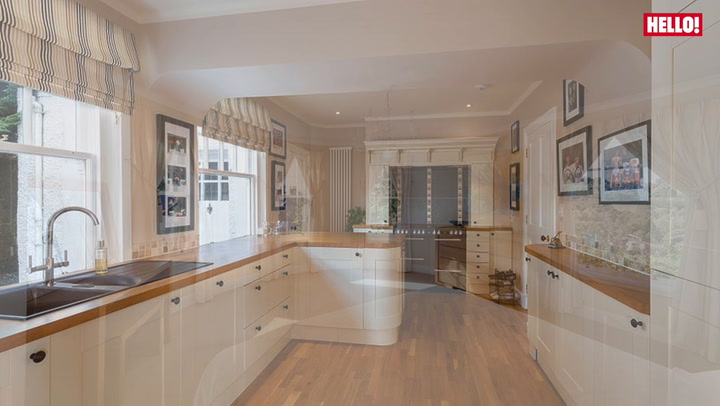 Look inside Judy Murray\'s home