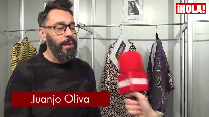 Juanjo Oliva: \'Es la colección más amplia que he hecho\'