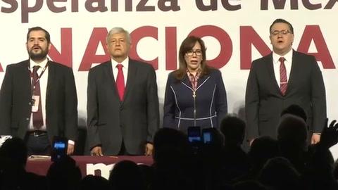 México abre carrera presidencial con nominación de candidatos