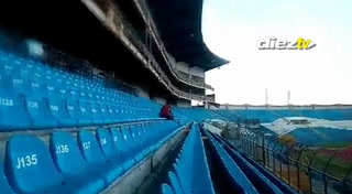 A puerta cerrada: así se jugará el Olimpia-Plaza Amador en el estadio Olímpico