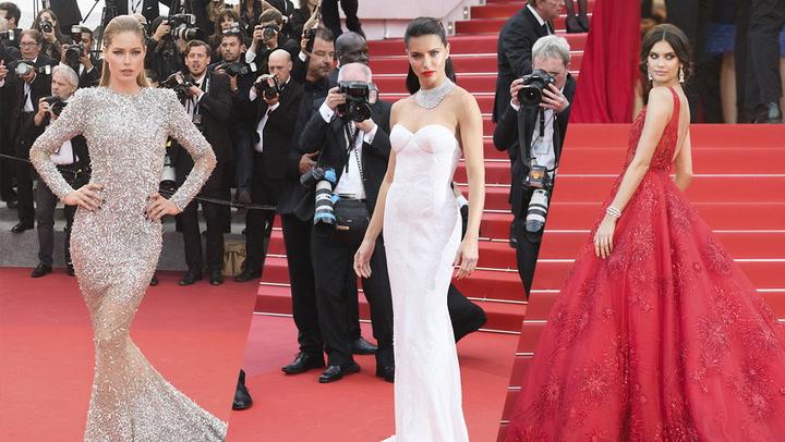 Cannes 2017: Los 10 vestidos más espectaculares de la alfombra roja