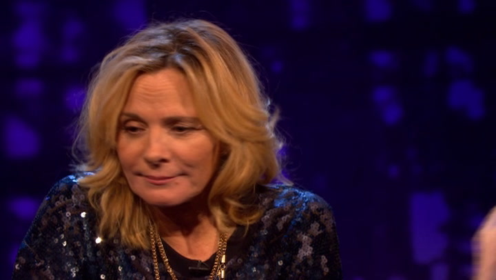 Kim Cattrall talks turning down role in Sex and the City 3