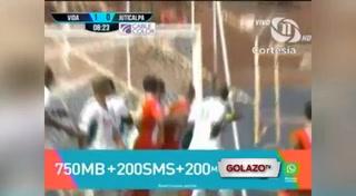 Vida 1 - 1 Juticalpa (Liga Nacional Honduras)