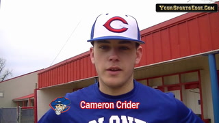 Crider Ready for Senior Season