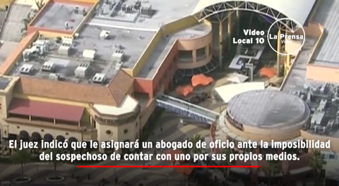 Hondureño intentó detonar una bomba en el Dolphin mall de Miami