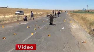 Urfa'da kanlı saldırı