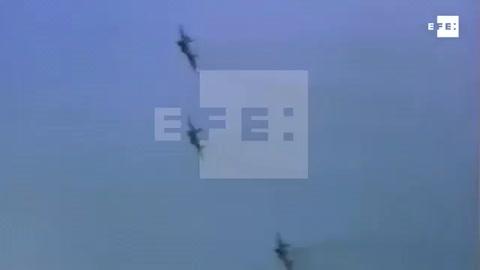 Pyongyang moviliza aviones tras el envío de bombarderos de EEUU, según Seúl