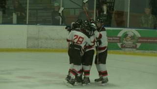 Glenwood vs. SHG Hockey Round 2