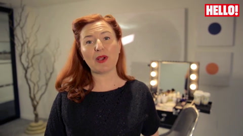 Celebrity make-up artist Justine Jenkins on how to recreate the \'Cappuccino smokey eye\'