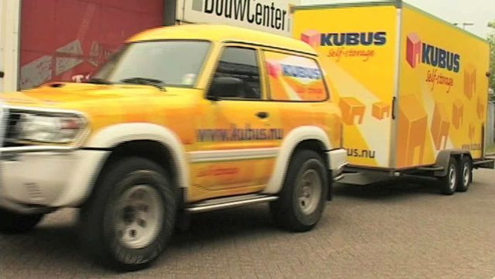 Kubus Selfstorage en Opslag Rotterdam Centrum/Hillegersberg - Video tour
