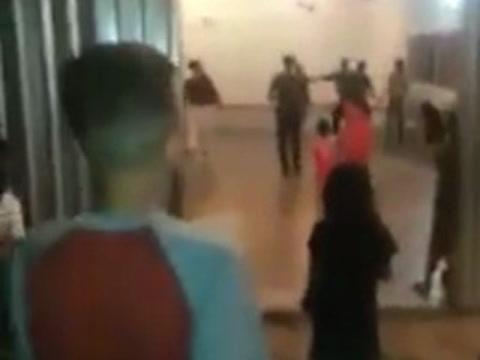 Dos mujeres pelean por el amor de un pastor en La Ceiba