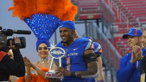 Las Vegas Bowl: Boise State Post-Game Presser 12/16