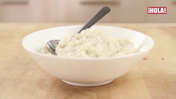 Vídeo-recetas en un minuto: arroz con leche, paso a paso