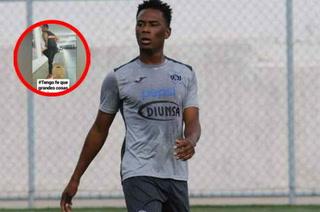 VIDEO: Deiby Flores reaparece entrenando ¡Pero no con Motagua!