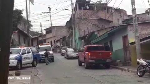 Policía mata a su compañero durante discusión en posta de la colonia Divanna