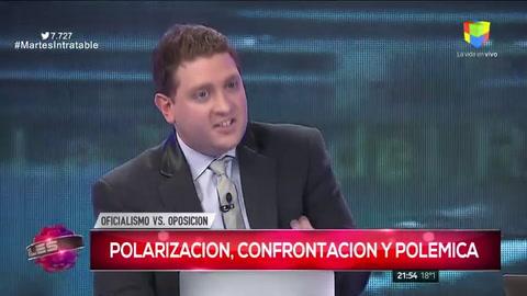 Fuerte debate en Intratables: ¿El gobierno de Macri va camino al 2001?