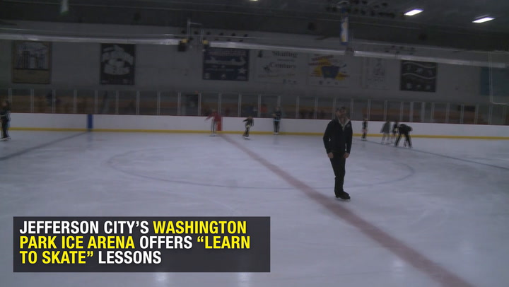 Jefferson city ice rink offers skating lessons