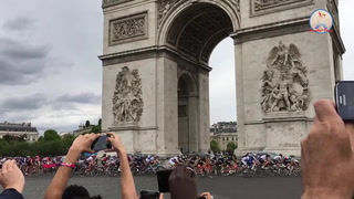 Rincón de París: La final del Tour de France