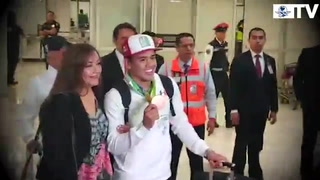 Misael Rodríguez regresa a México