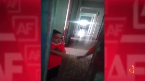 El régimen se ensaña con niños y adolescentes en la represión de los manifestantes