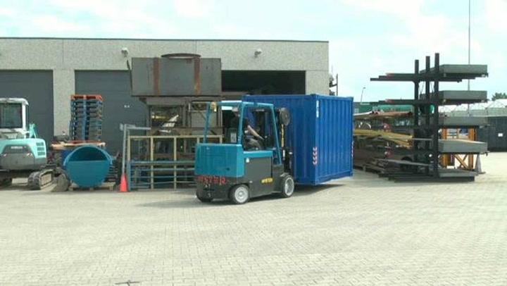 Lammers Transport/Op- en Overslag BV Gerard - Video tour