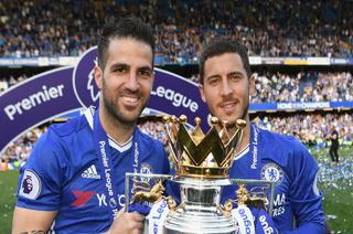 Palabras sinceras de Fábregas para convencer a Hazard quedarse en el Chelsea