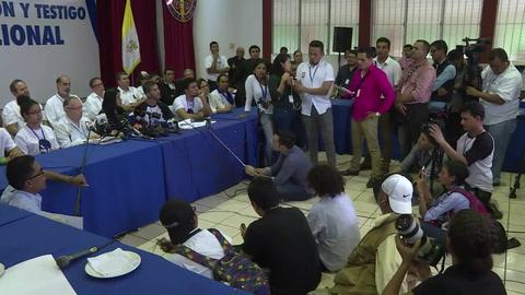 Suspenden diálogo en Nicaragua y gobierno reprime protestas