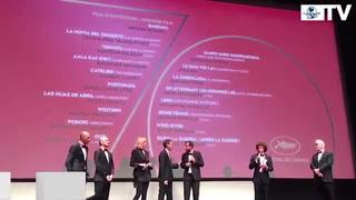 El mexicano Franco triunfa en Cannes con 'Las hijas de Abril'